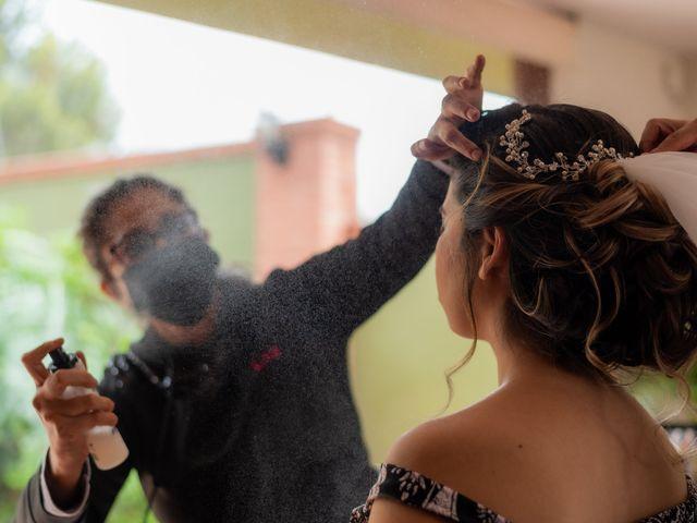 La boda de Felipe y Rocío en Cuautitlán Izcalli, Estado México 13