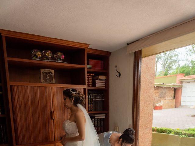 La boda de Felipe y Rocío en Cuautitlán Izcalli, Estado México 17