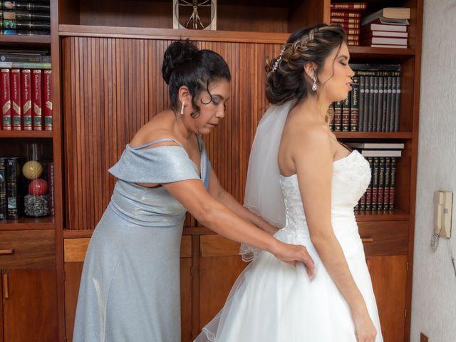 La boda de Felipe y Rocío en Cuautitlán Izcalli, Estado México 18