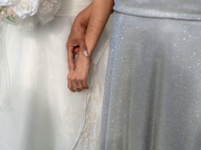 La boda de Felipe y Rocío en Cuautitlán Izcalli, Estado México 23