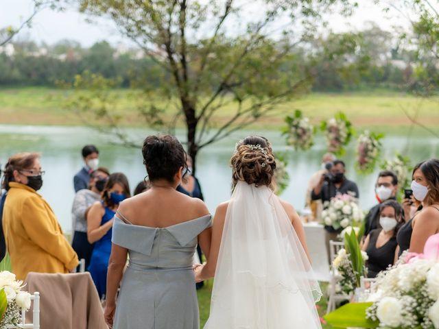 La boda de Felipe y Rocío en Cuautitlán Izcalli, Estado México 24
