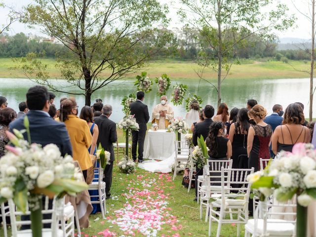 La boda de Felipe y Rocío en Cuautitlán Izcalli, Estado México 26