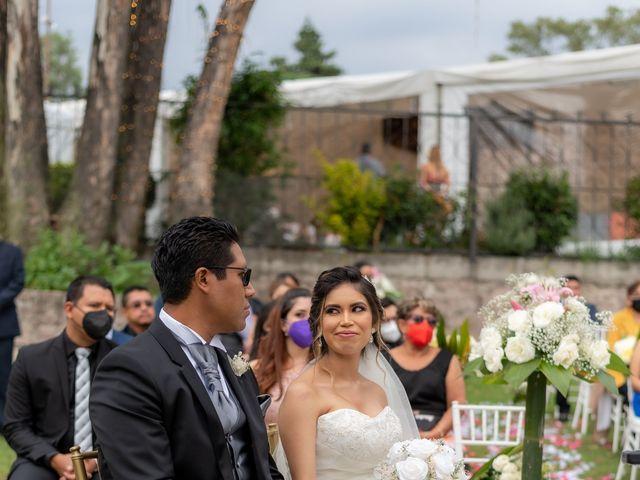 La boda de Felipe y Rocío en Cuautitlán Izcalli, Estado México 28