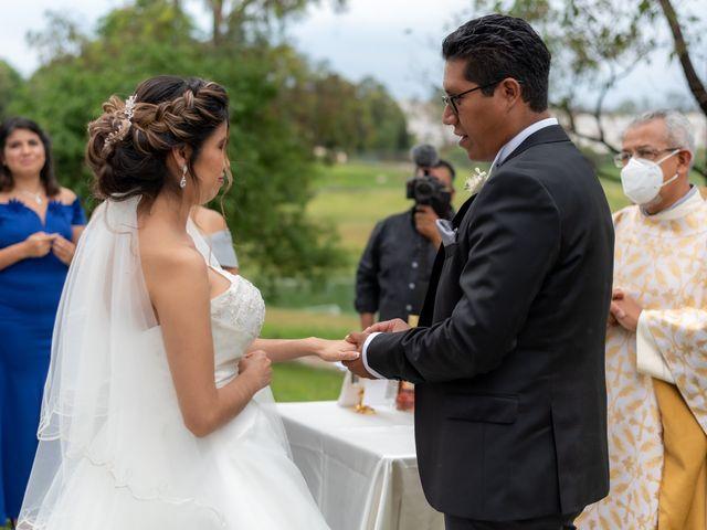 La boda de Felipe y Rocío en Cuautitlán Izcalli, Estado México 29