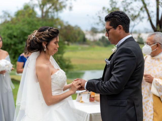 La boda de Felipe y Rocío en Cuautitlán Izcalli, Estado México 30