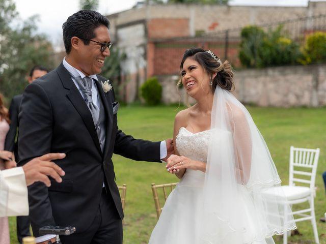 La boda de Felipe y Rocío en Cuautitlán Izcalli, Estado México 31
