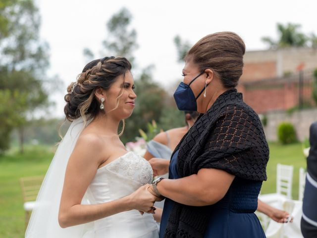 La boda de Felipe y Rocío en Cuautitlán Izcalli, Estado México 35