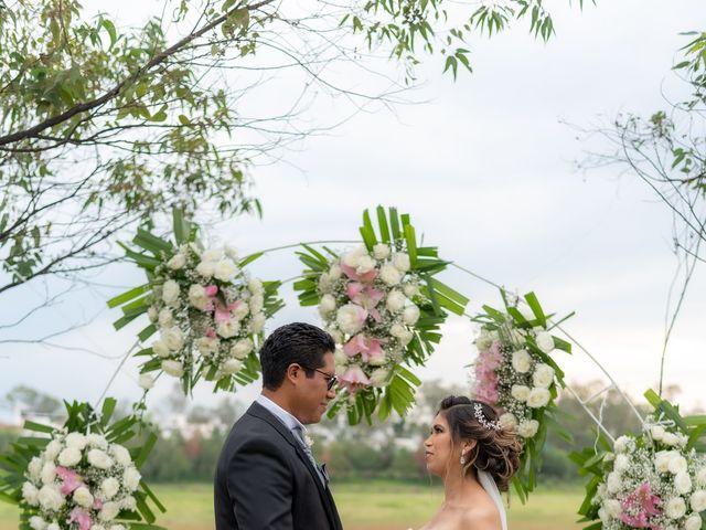 La boda de Felipe y Rocío en Cuautitlán Izcalli, Estado México 36