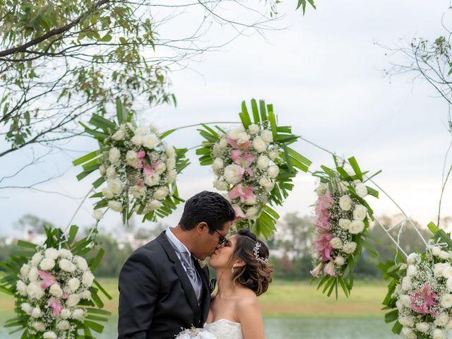 La boda de Felipe y Rocío en Cuautitlán Izcalli, Estado México 1