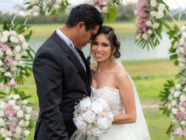 La boda de Felipe y Rocío en Cuautitlán Izcalli, Estado México 37