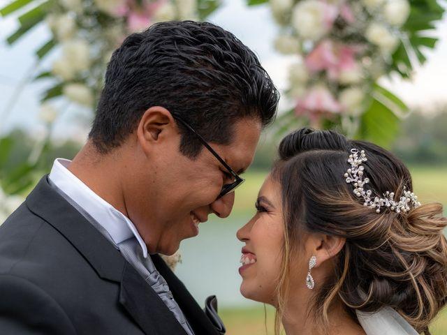 La boda de Felipe y Rocío en Cuautitlán Izcalli, Estado México 38