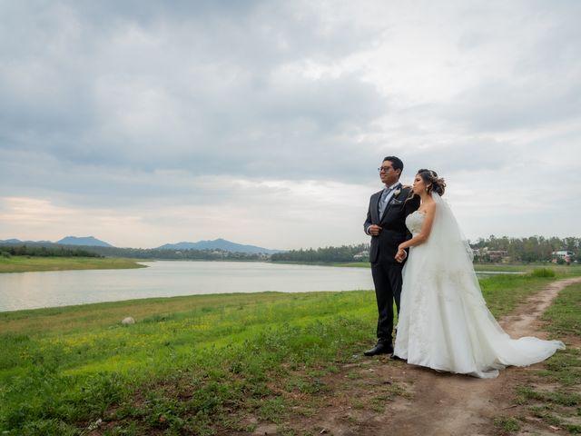 La boda de Felipe y Rocío en Cuautitlán Izcalli, Estado México 40