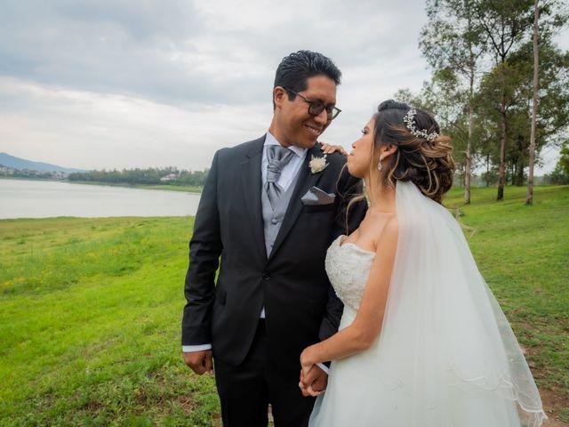 La boda de Felipe y Rocío en Cuautitlán Izcalli, Estado México 41