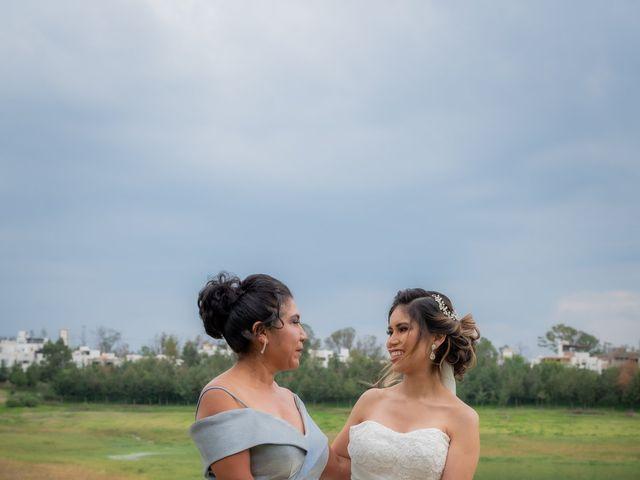 La boda de Felipe y Rocío en Cuautitlán Izcalli, Estado México 44