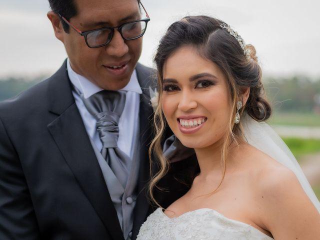 La boda de Felipe y Rocío en Cuautitlán Izcalli, Estado México 45