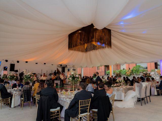 La boda de Felipe y Rocío en Cuautitlán Izcalli, Estado México 47