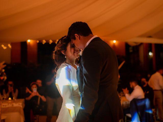 La boda de Felipe y Rocío en Cuautitlán Izcalli, Estado México 49