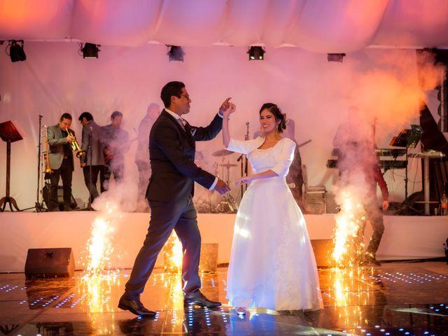 La boda de Felipe y Rocío en Cuautitlán Izcalli, Estado México 50