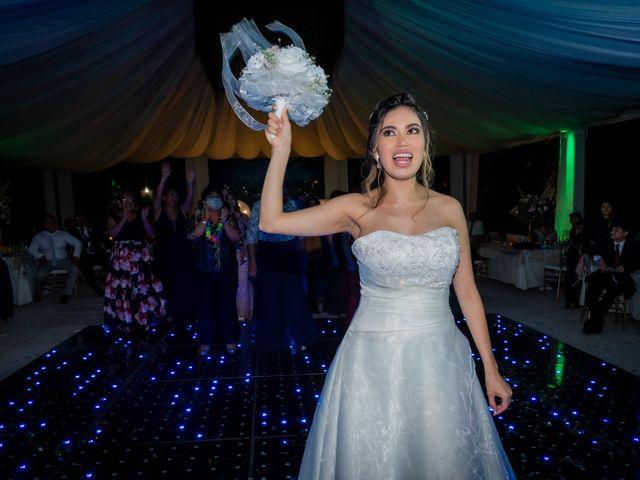 La boda de Felipe y Rocío en Cuautitlán Izcalli, Estado México 52