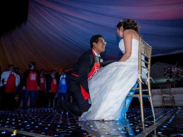 La boda de Felipe y Rocío en Cuautitlán Izcalli, Estado México 53