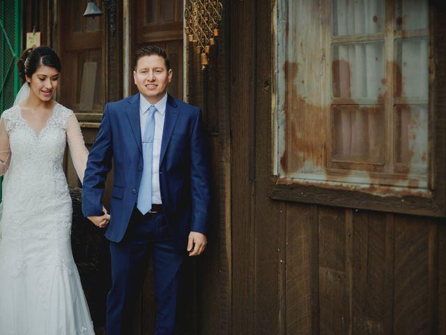 La boda de Alonso  y Mónica