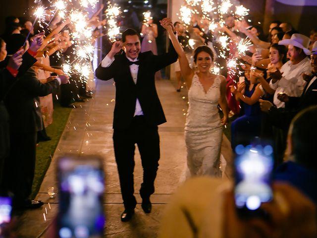 La boda de Nancy y Alberto