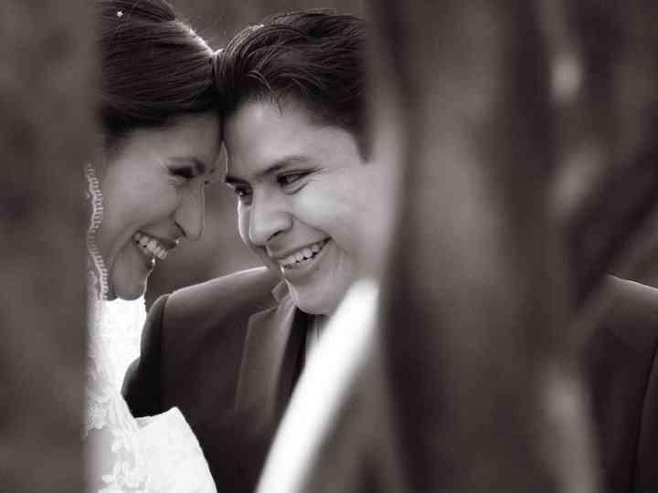 La boda de Paola y Antonio