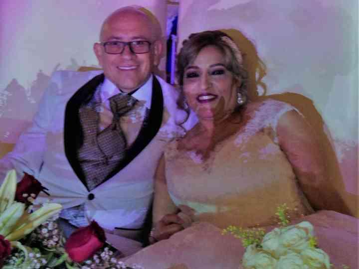 La boda de Rober  y Soco