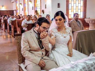 La boda de Katherine  y Manuel  2