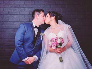 La boda de Aime y Luis