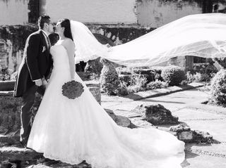 La boda de Adriana y Sergio 2