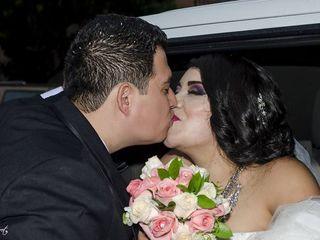 La boda de Alejandra y Rubén 3