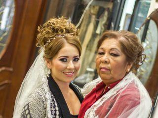 La boda de Alejandra y Ilario 2