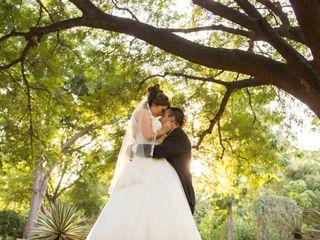 La boda de Alejandra y Ilario