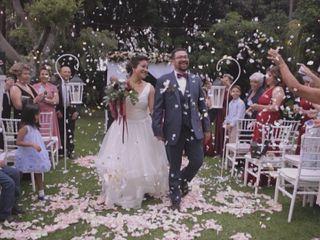 La boda de Laura y Gerza