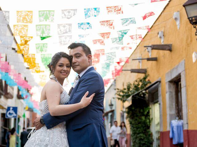 La boda de Jonathan y Sonia en Tequisquiapan, Querétaro 37