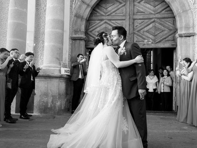 La boda de Jonathan y Sonia en Tequisquiapan, Querétaro 40