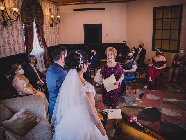La boda de Luis y Aime en Monterrey, Nuevo León 2