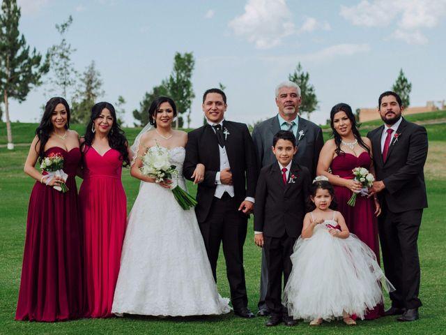 La boda de Daniel y Daniela en Chihuahua, Chihuahua 34