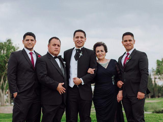 La boda de Daniel y Daniela en Chihuahua, Chihuahua 36