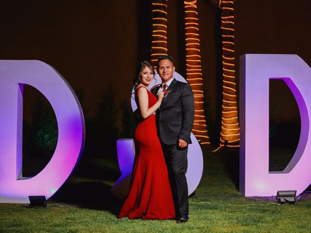 La boda de Daniel y Daniela en Chihuahua, Chihuahua 50