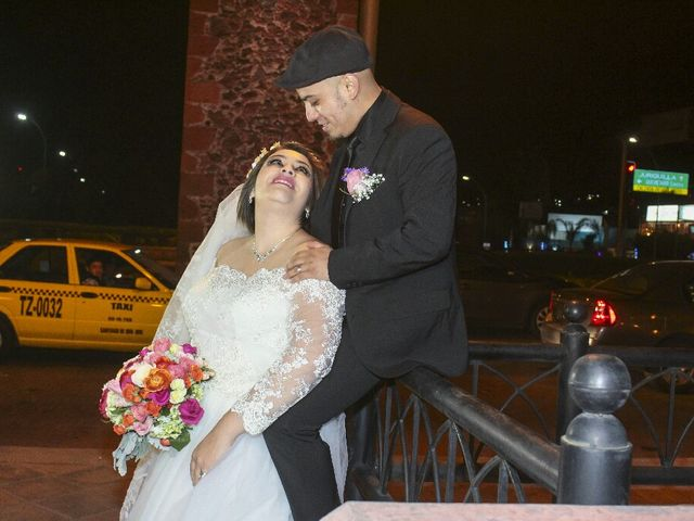 La boda de Daniela y Josué en Corregidora, Querétaro 4