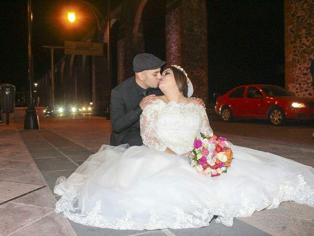 La boda de Daniela y Josué en Corregidora, Querétaro 2