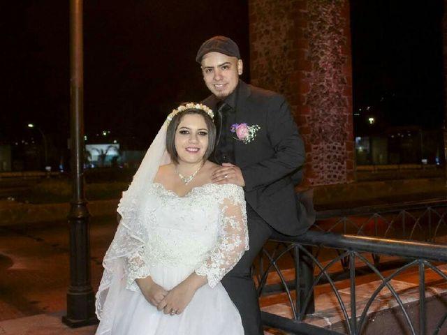 La boda de Josué y Daniela