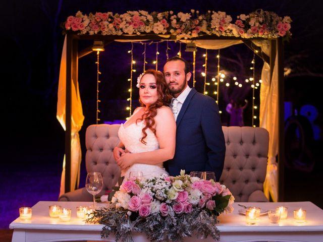 La boda de Nitzia y Carlos