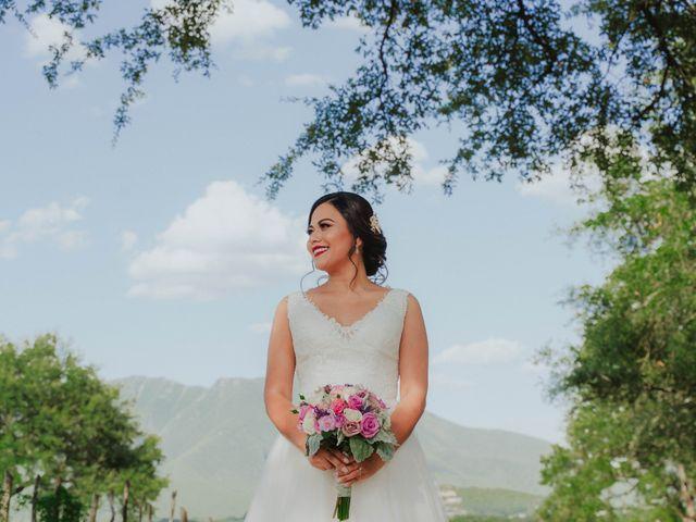 La boda de Carlos y Nayeli en Monterrey, Nuevo León 1