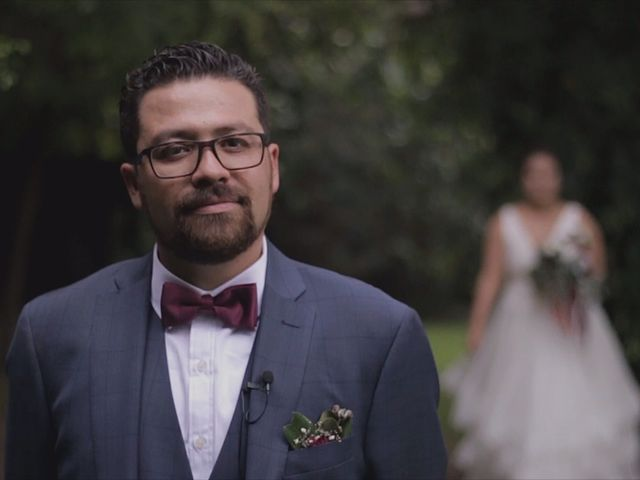 La boda de Gerza y Laura en Atlixco, Puebla 1