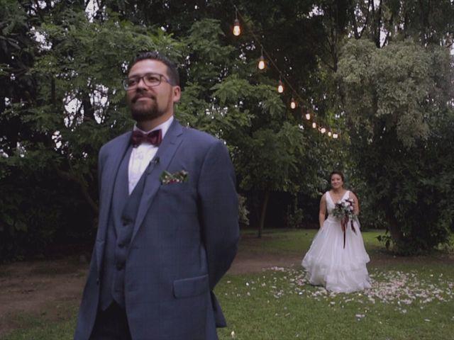 La boda de Gerza y Laura en Atlixco, Puebla 2