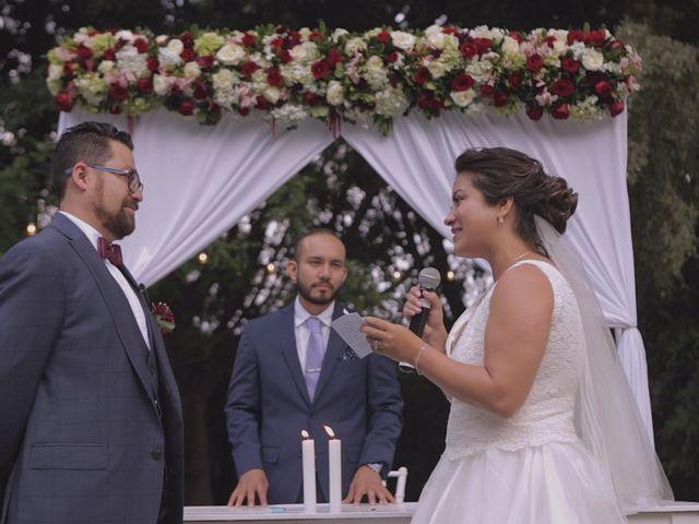 La boda de Gerza y Laura en Atlixco, Puebla 4