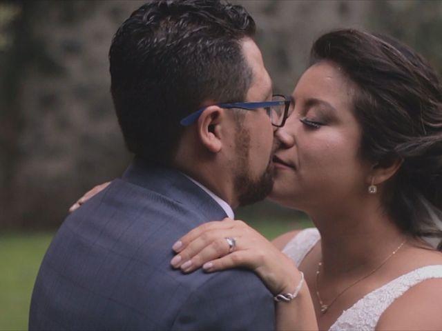 La boda de Gerza y Laura en Atlixco, Puebla 16